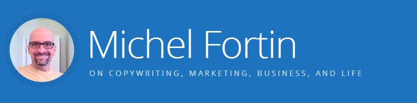 Michel Fortin Logo