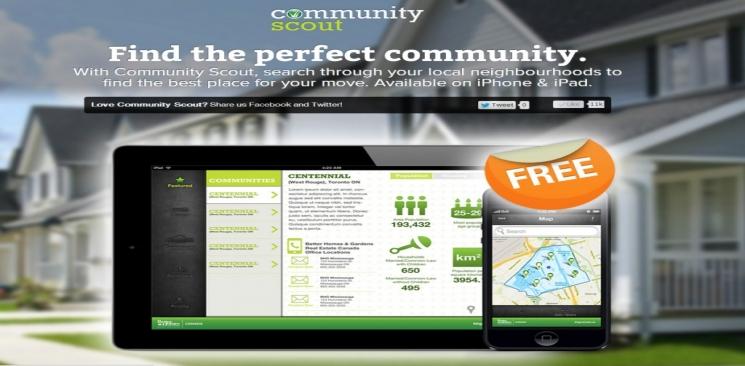Client Mobile app and Web Development Launch – Community Scout & Lifestyle Search