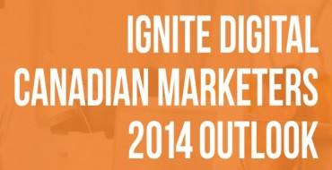 Canadian Marketers Outlook 2014 Survey Report