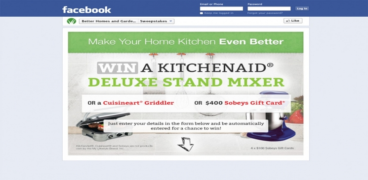 5 Easy Ways to Get Facebook Likes