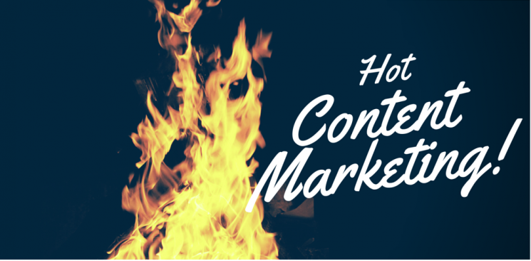 Content Marketing is Hot for 2015