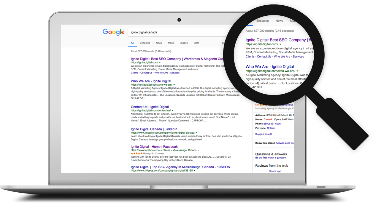 What Our Mississauga SEO Services Can Do for Your Business